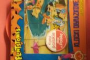 Zdjęcie do ogłoszenia: The Flintstones KLOCKI OBRAZKOWE Alexander 12 elem.