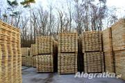 Zdjęcie do ogłoszenia: Ukraina.Skrzynie,opakowania, euro palety drewniane.Od 4,5 zl/szt