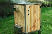 Zdjęcie do ogłoszenia: elektryczna wędzarnia ogrodowa, Producent, BBQ, 110l, prosta obsługa, izolowana