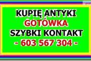 Zdjęcie do ogłoszenia: KUPIĘ ANTYKI - Pewny i Szybki kontakt - DOJEŻDŻAM, PŁACĘ GOTÓWKĄ - ZADZWOŃ