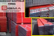 Zdjęcie do ogłoszenia: Podest drewniany 1,5m Sigma70P do rusztowania elewacyjnego