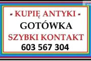 Zdjęcie do ogłoszenia: Z A D Z W O Ń - KUPIĘ ANTYKI / STAROCIE / DZIEŁA SZTUKI - PŁACĘ GOTÓWKĄ - DOJEŻDŻAM ·!·