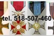 Zdjęcie do ogłoszenia: Kupie stare ordery,medale,odznaki,odznaczenia tel.518-507-460
