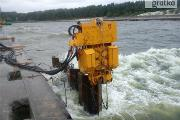 Zdjęcie do ogłoszenia: Używany wibromłot PVE 2312 VM do pracy na dźwig