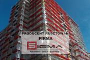 Zdjęcie do ogłoszenia: Rusztowanie Rusztowania Fasadowe Ramowe Elewacyjne - 200m2 - 2000m2
