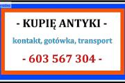 Zdjęcie do ogłoszenia: KUPIĘ ANTYKI za GOTÓWKĘ - EXPRESS kontakt - KUPUJĘ różności z ANTYKÓW!