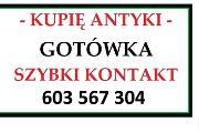 Zdjęcie do ogłoszenia: SKUP ANTYKÓW - kupię Antyki - PŁACĘ GOTÓWKĄ - Dojeżdżam Ostrzeszów !