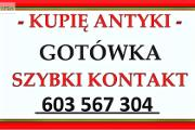 Zdjęcie do ogłoszenia: KUPIE ANTYKI różności - NAJLEPSZE CENY W REGIONIE telefon 603-567-304