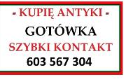 Zdjęcie do ogłoszenia: KUPIĘ ANTYKI Oborniki i okolice - GOTÓWKA i szybki KONTAKT - ZADZWOŃ !