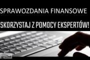 Zdjęcie do ogłoszenia: Sporządzanie sprawozdania finansowego w formie elektronicznej-księgowość!
