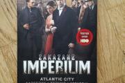 Zdjęcie do ogłoszenia: Książka - Zakazane Imperium - Nelson Johnson - Boardwalk Empire