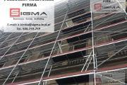 Zdjęcie do ogłoszenia: PRZEŁAZY DO RUSZTOWAŃ komunikacje aluminiowe Rusztowania Szczecin