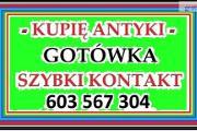 Zdjęcie do ogłoszenia: KUPIĘ ANTYKI - S k u p u j ę ~ A n t y k i - płacę Gotówką - zadzwoń - 603 567 304 - DOJEŻDŹAM !