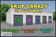 Zdjęcie do ogłoszenia: SKUP GARAŻY ZA GOTÓWKĘ / SKUP GARAŻÓW / RACŁAWICE / MAŁOPOLSKIE