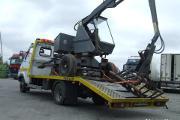 Zdjęcie do ogłoszenia: transport ciągników maszyn rolniczych budowlanych wyjazdy 24h F-Y VAT