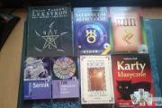 Zdjęcie do ogłoszenia: Tarot, runy, horoskop, magia, znaki zodiaku, sennik) książki i karty