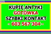 Zdjęcie do ogłoszenia: KUPIĘ ANTYKI / STAROCIE za gotówkę - SKUPUJĘ różności z poniemieckich rzeczy !