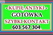 Zdjęcie do ogłoszenia: KUPIĘ ANTYKI - KOLOROWE SZKŁO - PORCELANĘ - CERAMIKĘ - OBRAZY - SZTUĆCE - IKONY etc ... ZADZWOŃ ~!~