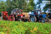 Zdjęcie do ogłoszenia: UkrainaGospodarstwo rolne zamienie duze ilosci ziemniakow,siano lakowe