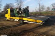 Zdjęcie do ogłoszenia: Transport maszyn rolniczych Kałuszyn laweta przewóz Kałuszyn laweta
