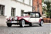 Zdjęcie do ogłoszenia: Auto ślubne Limuzyna Limuzyny Samochód Samochody do Ślubu RETRO limuzyna Zabytkowe auta na wesele Kabrioletem na ślub Alfa Romeo Spider