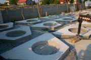 Zdjęcie do ogłoszenia: Przyczółki betonowe ścianki czołowe przepustu drogowego