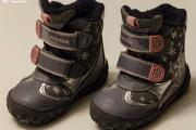Zdjęcie do ogłoszenia: Buty, kozaki śniegowce firmy Geox Respira rozmiar 23