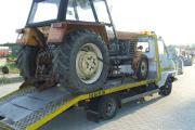 Zdjęcie do ogłoszenia: transport ciągników rolniczych maszyn rolniczych przyczep i innych