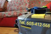 Zdjęcie do ogłoszenia: Karcher Przeźmierowo pranie czyszczenie wykładzin dywanów tapicerki ozonowanie