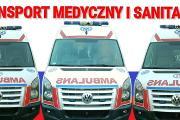 Zdjęcie do ogłoszenia: Transport Sanitarny, Przewóz chorych karetką, Transport na leżąco