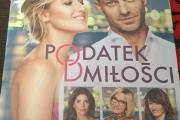 Zdjęcie do ogłoszenia: Książka z filmem DVD - Podatek od Miłości PL
