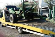 Zdjęcie do ogłoszenia: transport zgrabiarek przetrzasaczy przewracarek Kałuszyn przewóz owijarek belar belarek Kałuszyn 510-034-399