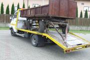 Zdjęcie do ogłoszenia: transport przyczep rozrzutników maszyn rolniczych Dobre/Jakubów