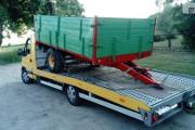 Zdjęcie do ogłoszenia: Transport owijarek Kałuszyn przewóz opryskiwaczy Kałuszyn laweta