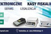 Zdjęcie do ogłoszenia: wagi elektroniczne Goleniów, legalizacja wag Goleniów, naprawa wag Goleniów