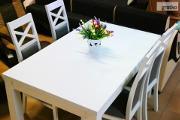 Zdjęcie do ogłoszenia: Zestaw do jadalni Alaska Stół+4 krzesła białe ,beton. Różne kolory Nisko Rzeszów