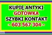 Zdjęcie do ogłoszenia: S k u p u j ę ~ A n t y k i ~ płacę Gotówką - Zadzwoń - KUPIĘ ANTYKI - DOJADĘ !