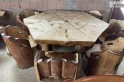 Zdjęcie do ogłoszenia: Meble ogrodowe do altanki, stół, stoły drewniane