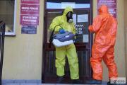 Zdjęcie do ogłoszenia: Dezynfekcja, ozonowanie,usuwanie wirusów,bakterii, dezodoracja Międzychód