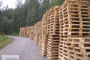Zdjęcie do ogłoszenia: Ukraina. Palety drewniane,przemyslowe, jednorazowe od 5 zl.Linia,deski