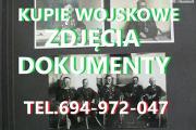 Zdjęcie do ogłoszenia: KUPIĘ DOKUMENTY,ZDJĘCIA,LEGITYMACJE,DYPLOMY STARE WOJSKOWE