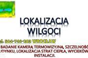 Zdjęcie do ogłoszenia: Lokalizacja wilgoci, Wrocław, cena. Wykrywanie, pomiar, sprawdzenie, wykrycie