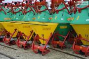 Zdjęcie do ogłoszenia: Rozsiewacz do nawozów Lej Lejek 300 -l500 litrów sadowniczy TRANSPORT