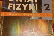 Zdjęcie do ogłoszenia: Świat Fizyki część 2. Podręcznik dla uczniów gimnazjum