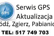 Zdjęcie do ogłoszenia: Naprawa Serwis Aktualizacja Nawigacji Samochodowych GPS Łódź Zgierz