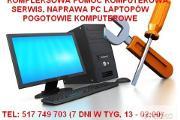 Zdjęcie do ogłoszenia: Pogotowie Komputerowe Pomoc Komputerowa Łódź Zgierz Pabianice łódzkie