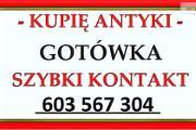 Zdjęcie do ogłoszenia: SKUP ANTYKÓW - KUPIĘ ANTYKI - LIKWIDACJA - DOMU, MIESZKANIA, KOLEKCJI - GOTÓWKA - SZYBKI KONTAKT !
