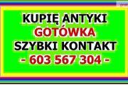 Zdjęcie do ogłoszenia: KUPIĘ ANTYKI - D O J E Ż D Ż A M - ZADZWOŃ - GOTÓWKA od ręki!