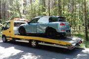 Zdjęcie do ogłoszenia: obwodnica Kołbiel laweta pomoc drogowa 510 034 399 autoholowanie s17 transport 24h