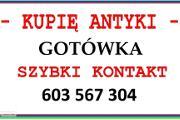 Zdjęcie do ogłoszenia: KUPIĘ ANTYKI / STAROCIE - PŁACĘ GOTÓWKĄ EXPRESS - / SKUP ANTYKÓW / - ZADZWOŃ